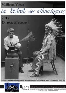 Voeux ARCE 2017